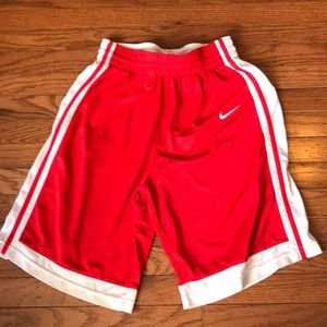 Men's Nike Basketball Shorts Size Medium 🔥